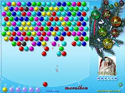 New Year Bubble Shooter