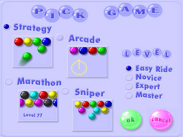 لعبة Bubble Shooter Deluxe