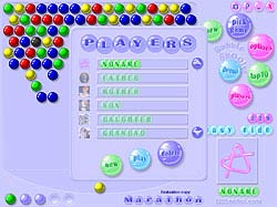 Bubble Shooter Deluxe Players